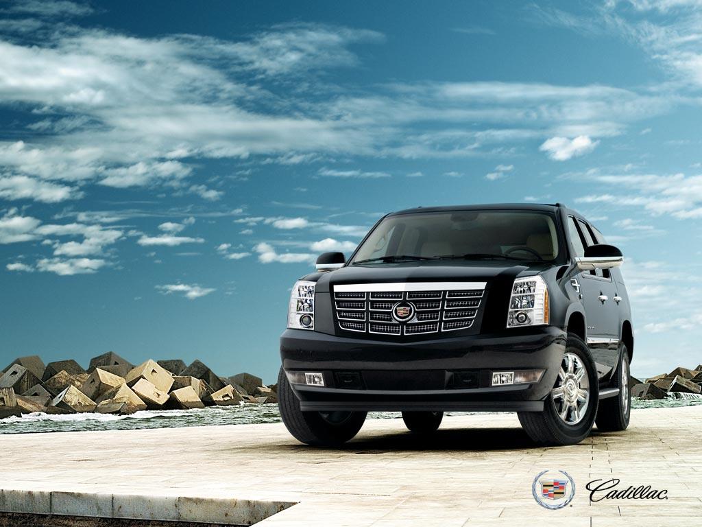 Cadillac escalade wallpaper фото